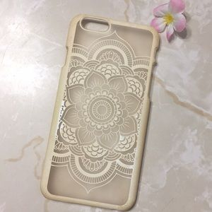 Accessories - Lotus Flower IPhone 6 Cover